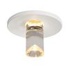 1001156 SLV LIGHTPOINТ светильник встраиваемый 350мА 1Вт c LED 3000К, 100лм, белый (ex 118021)