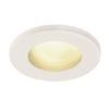 1001165 DOLIX OUT ROUND GU10 светильник встраиваемый IP65 для лампы GU10 50Вт макс., белый (ex 111021) SLV by Marbel