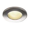 1001166 DOLIX OUT ROUND GU10 светильник встраиваемый IP65 для лампы GU10 50Вт макс., хром (ex 111022) SLV by Marbel