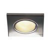 1001170 DOLIX OUT SQUARE GU10 светильник встраиваемый IP65 для лампы GU10 50Вт макс., хром (ex 111142) SLV by Marbel