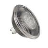 1001242 SLV LED QPAR111 GU10 источник света 230В, 13Вт, 2700K, 1100лм, 30°, димм., алюм. корпус (ex