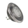 1001243 SLV LED QPAR111 GU10 источник света 230В, 13Вт, 4000K, 1300лм, 30°, димм., алюм. корпус (ex