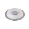 1001256 SLV BIG PLOT светильник накладной IP67 5.5Вт с LED 3000K, 460лм, без накладки, алюминий