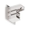 1001380 SLV 3Ph | S-TRACK, наконечник, белый RAL9016 (ex 175061)