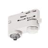 1001394 SLV 3Ph | S-TRACK, адаптер электрический, 10А макс., 10кг макс., белый RAL9016 (ex 175201)