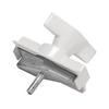 1001395 SLV 3Ph | S-TRACK, адаптер механический, 10кг макс., белый RAL9016 (ex 175211)