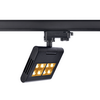 1001467 3Ph, LENITO светильник 23Вт с LED 3000К, 2450лм, 120°, черный SLV by Marbel