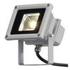 1001634 SLV OUTDOOR BEAM 12 светильник накладной IP65 11Вт с LED 3000К, 725лм, 100°, серебристый (ex