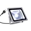 1001637 SLV OUTDOOR BEAM 29 светильник накладной IP65 54Вт с LED 5700К, 5100лм, 100°, серебристый (e