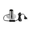 1001678 SLV FITU TL светильник настольный для лампы E27 10Вт макс., алюминий