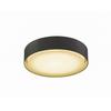 1001856 SLV LIPA светильник накладной IP54 24Вт c LED 3000К/4000К, 1500лм, антрацит