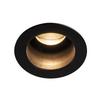 1001925 SLV HORN MEDI LED светильник встраиваемый 350мА 5Вт с LED 3000К, 230лм, 15°, черный