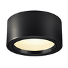 1001939 SLV FERA 25 светильник потолочный 21Вт c LED 3000К, 1800лм, 100°, черный