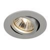1001982 SLV NEW TRIA 68 ROUND GU10 CS/LS светильник встраиваемый для лампы GU10 50Вт макс., матирова