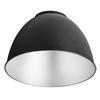 1002056 EURO PARA, плафон-рефлектор, черный SLV by Marbel