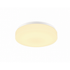 1002075 SLV LIPSY 30 DRUM светильник накладной IP44 15Вт с LED 3000К/4000K, 1400лм/1600лм, белый