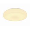 1002077 SLV LIPSY 50 DRUM светильник накладной IP44 21Вт с LED 3000К/4000K, 2200лм/2400лм, белый