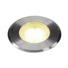1002188 DASAR® FLAT 80 светильник встраиваемый IP67 4.3Вт c LED 4000К, 140лм, 125°, сталь SLV by Marbel