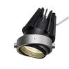 1002601 AIXLIGHT® PRO50, LED Module светильник 350мА 13.3Вт с LED 4000K, 1185лм, 50°, серебристый/ черный SLV by Marbel