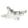 1002656 SLV S-TRACK DALI, X-коннектор с разъёмом питания, белый