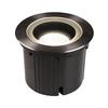 1002897 DASAR® 270 IP65 светильник встраиваемый с LED 30Вт, 3000K, черный матовый SLV by Marbel