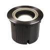 1002898 DASAR® 270 IP65 светильник встраиваемый с LED 30Вт, 4000K, черный матовый SLV by Marbel