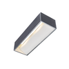 1002930 LOGS IN L Dim to Warm светильник настенный 19Вт с LED 2000-3000K, 1500лм, матиров. алюминий/ белый SLV by Marbel