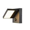 1002990 ABRIDOR SENSOR светильник настенный IP55 с LED 14Вт, 3000/4000K, антрацит SLV by Marbel