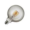 1003096 SLV LED G125 E27 источник света 8Вт, 2000-2900K, 500 lm, 280°, димм., дымчатое стекло