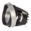 115193 AIXLIGHT® PRO, COB LED MODULE светильник 25/39Вт с LED 3000К, 2400/3200лм, 30°, без БП, сереб/ черн. SLV by Marbel