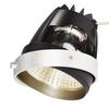 115223 AIXLIGHT® PRO, COB LED MODULE «BREAD» светильник 700мА 26Вт с LED 3200K, 1650лм, 30°, CRI>90, белый SLV by Marbel