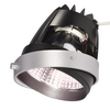 115243 AIXLIGHT® PRO, COB LED MODULE «MEAT» светильник 700мА 26Вт с LED 3600K, 1300лм, 30°, серебр. SLV by Marbel