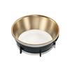 140243 REVILO, кольцо декоративное, золото SLV by Marbel