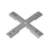 143169 1PHASE-TRACK, X-коннектор механический, никель SLV by Marbel