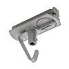 143172 1PHASE-TRACK, адаптер с крюком для подвесных светильников, 2кг макс., 6А макс., серебристый SLV by Marbel