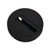 143380 1PHASE-TRACK, основание накладное для светильника с адаптером, 2кг макс., 6А макс., черный SLV by Marbel