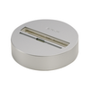 145834 3Ph | EUTRAC®, основание накладное для светильника с 3Ph-адаптером, 16A макс., серебристый SLV by Marbel