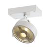 147301 KALU 1 ES111 светильник накладной для лампы ES111 75Вт макс., белый SLV by Marbel