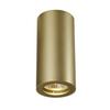 151813 ENOLA_B CL-1 светильник потолочный для лампы GU10 35Вт макс., латунь SLV by Marbel
