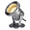 229741 NAUTILUS 10 SPOT светильник IP55 для лампы GU10 25Вт макс., кабель 1.5м без вилки, сталь SLV by Marbel