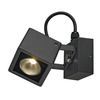 231045 NAUTILUS 8 SQUARE LED WL светильник накладной IP54 9Вт с LED 3000К, 520лм, 45°, антрацит SLV by Marbel