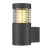 231585 F-POL WL светильник настенный IP54 для лампы E27 20Вт макс., антрацит SLV by Marbel