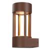 231807 SLV SLOTS WL светильник настенный IP44 6.3Вт с LED 3000К, 140лм, бурый