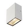 232431 BIG QUAD светильник настенный IP44 4.5Вт с LED 3000К, 290лм, 110°, белый SLV by Marbel