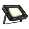 232820 SLV SPOODI 20 светильник накладной IP55 30Вт с LED 3000К, 2365лм, 80°, кабель 2м с вилкой, че