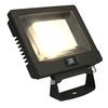 232880 SLV SPOODI SENSOR 20 светильник IP65 30Вт с LED 3000К, 2250лм,100°, датч.движ. с ПДУ, кабель