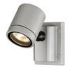 233104 SLV NEW MYRA WL SINGLE светильник накладной IP55 для лампы GU10 50Вт макс., серебристый