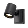 233105 SLV NEW MYRA WL SINGLE светильник накладной IP55 для лампы GU10 50Вт макс., антрацит