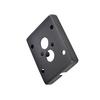 233215 MYRALED WALL, NEW MYRA, ENOLA_C OUT, рамка монтажная для внешней проводки, антрацит SLV by Marbel
