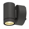 233225 SLV HELIA LED WL светильник настенный IP55 8Вт c LED 3000К, 450лм, 38°, антрацит